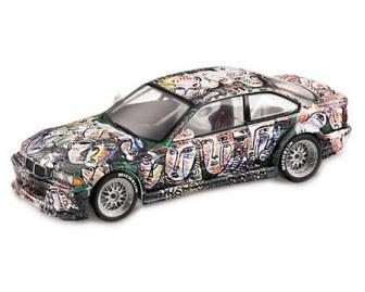 BMW M3 GTR Sandro Chia miniature