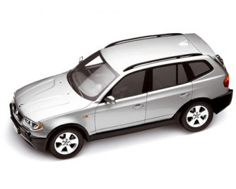 BMW X3 miniature