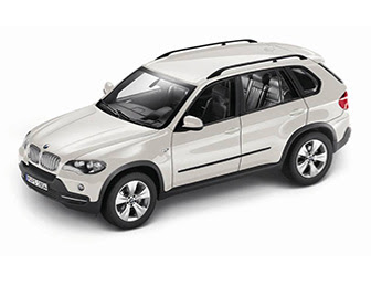 BMW X5 miniature edition