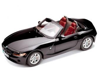 BMW Z4 Black Sapphire miniature