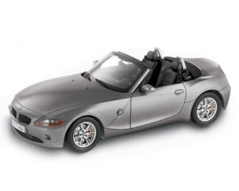 BMW Z4 Sterling Grey miniature