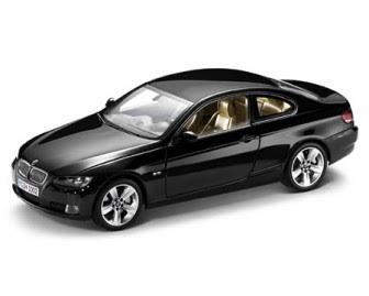 BMW E92 Black Sapphire miniature