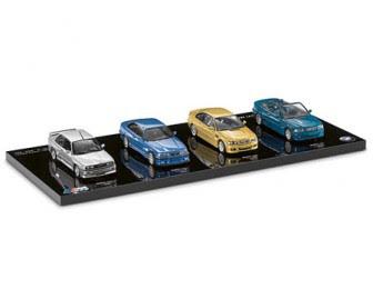 BMW M3 Diorama miniature