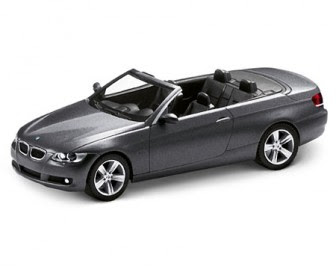 BMW 3 Series E93 Grey Metallic miniature