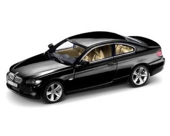 BMW 3 Series E92 Black Sapphire miniature