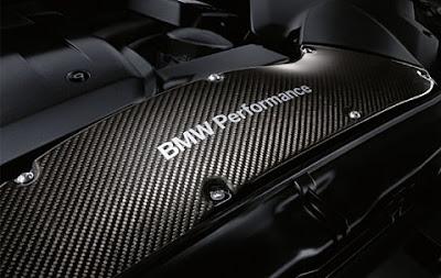 BMW Air intake system