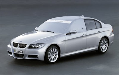 Bmw Lifestyle World Outdoor Car Cover For Windscreen