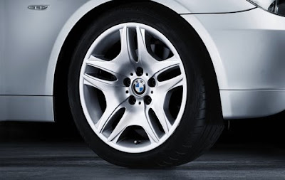 BMW Double spoke 129 – wheel, tyre set