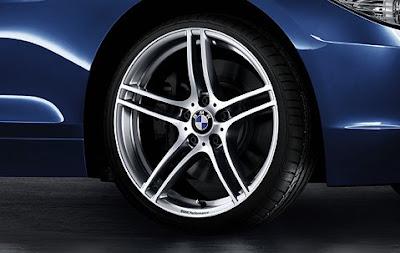 BMW Double spoke 313 – wheel, tyre set