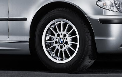 BMW Brilliant Line radial styling 32 – wheel, tyre set
