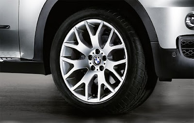 BMW Cross spoke 177 – wheel, tyre set