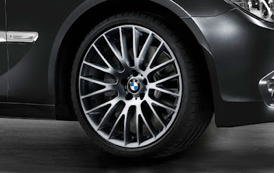 BMW Cross spoke 312 – wheel, tyre set