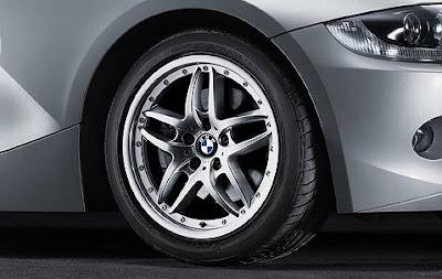 BMW Z4 Double spoke composite wheel 71