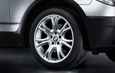 BMW M Y-spoke 191 – wheel, tyre set