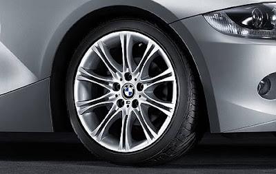 BMW 3 135 – wheel, tyre set