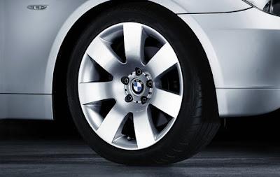 BMW Star spoke 123 – wheel, tyre set