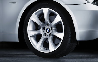 BMW Star spoke 124 – wheel, tyre set
