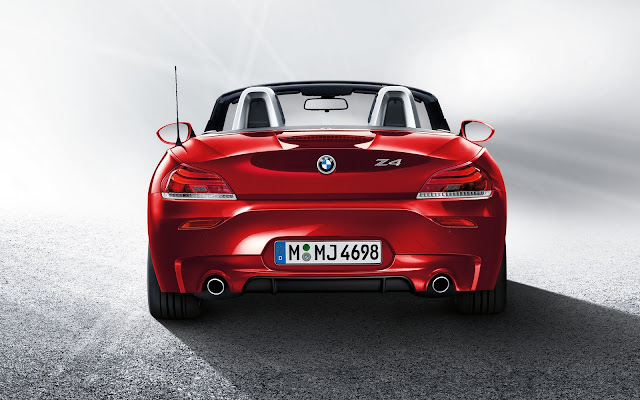 7-speed BMW 2011 Z4