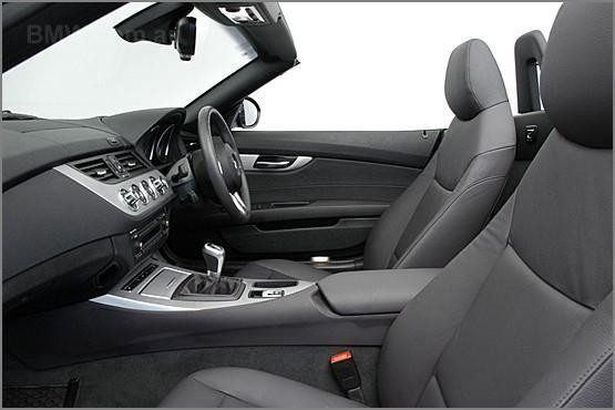 used 2009 BMW Z4 interior