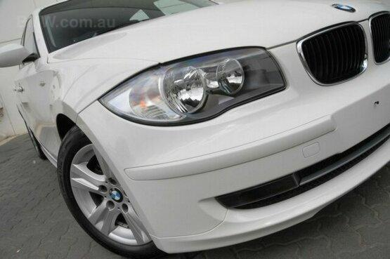 used 2009 BMW 118i White
