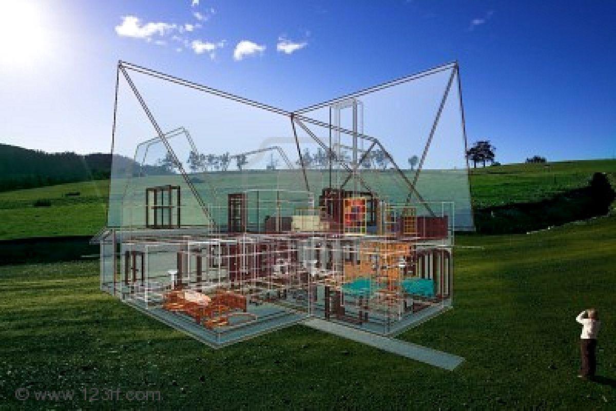 Diversion arquitectura y arte perspectiva creatividad for Diseno arquitectonico informatica