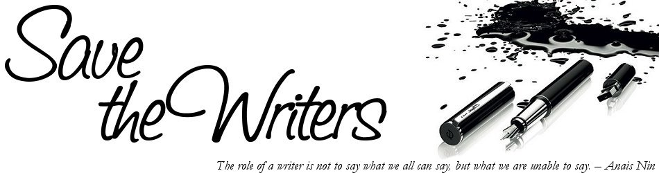 Save the Writers
