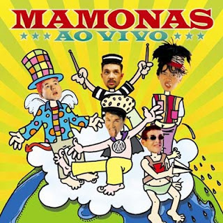 DVD dos Mamonas Ao vivo