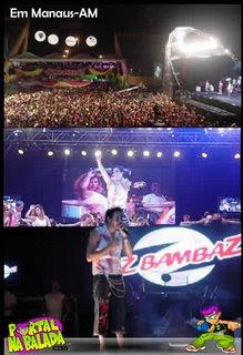 Oz Bambaz - Ao Vivo Em Manaus [AUDIO DO DVD]