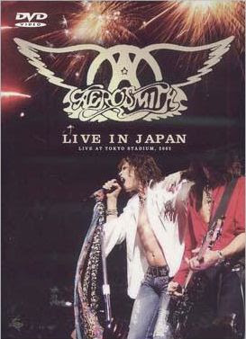 Download cd Aerosmith - Live In Japan 2009