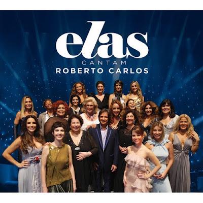 Cd Roberto Carlos - Elas Cantam Roberto Carlos