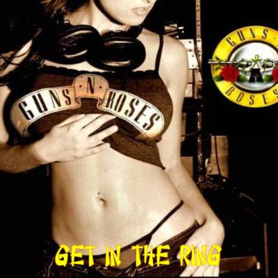 Download cd Guns N' Roses - Get In The Ring 2009