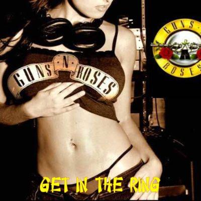 Download cd Guns N' Roses - Get In The Ring 2009