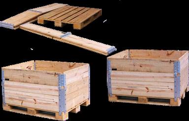 Instalaciones y montaje de piezas sonoras cajones de madera - Cajones de fruta de madera ...