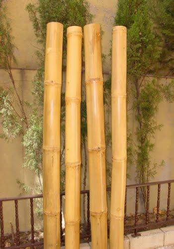 Instalaciones y montaje de piezas sonoras ca as bambu o - Cana bambu decoracion ...