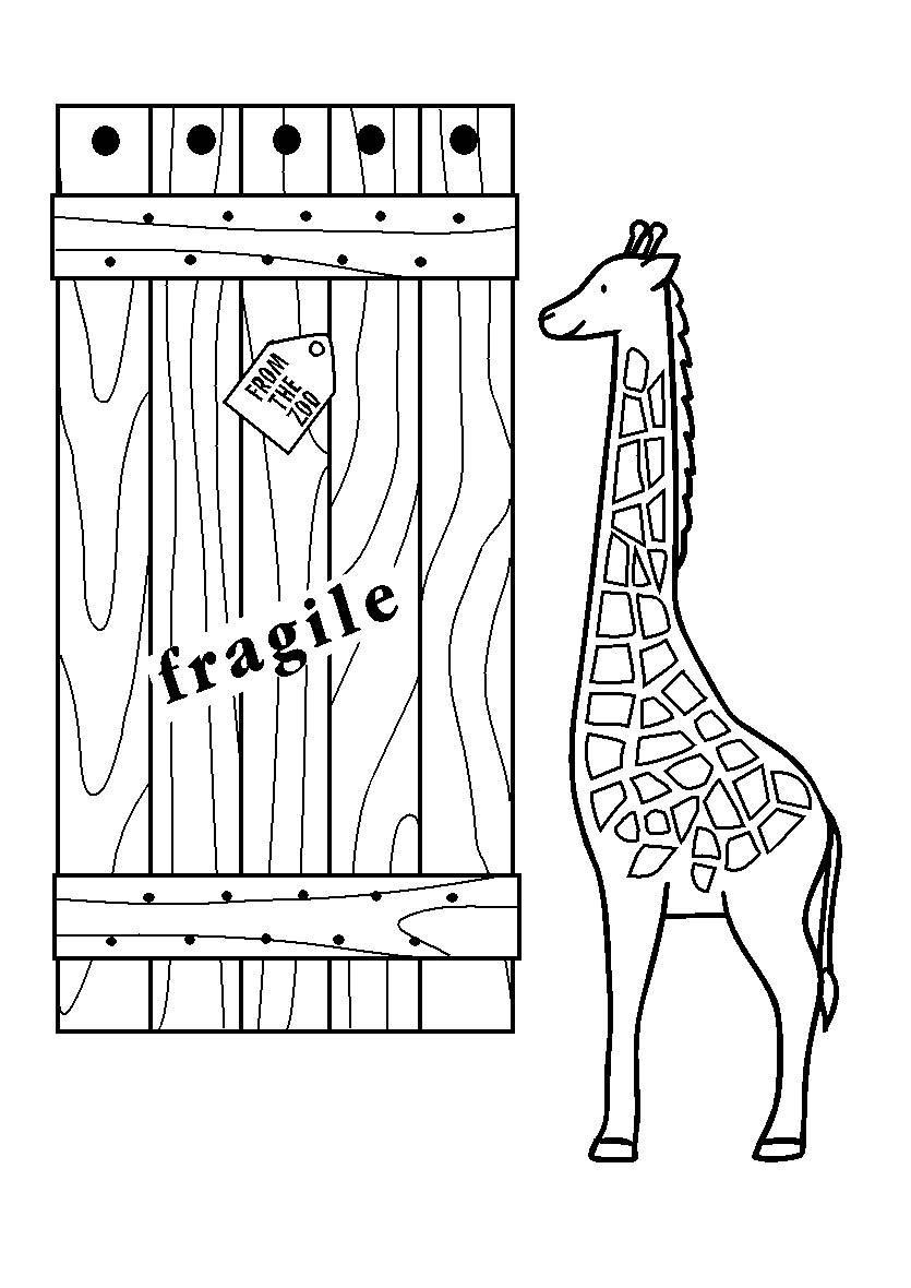 Angol feladatok, mondókák, színezők: Rod Campbell - Dear Zoo
