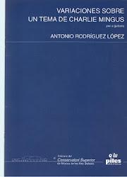 OBRA PARA GUITARRA DE A.RODRIGUEZ