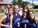 Basketball babes!