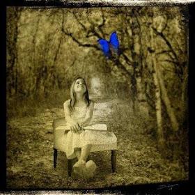 A menina e a Borboleta(Anita Assis)