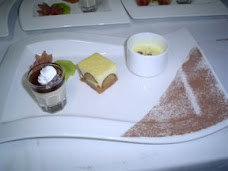 ASSIETTE OF DESSERT