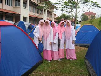 peserta perkhemahan PPIM Daerah