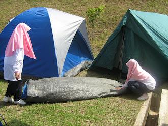begini cara untuk membuka khemah