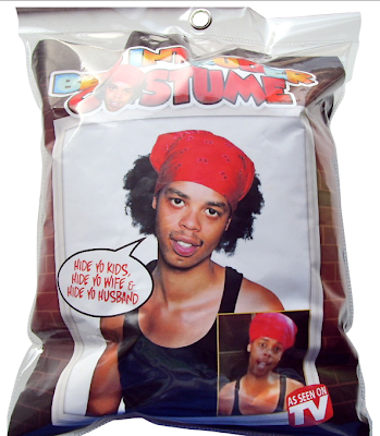 antoine dodson, bed intruder, costume