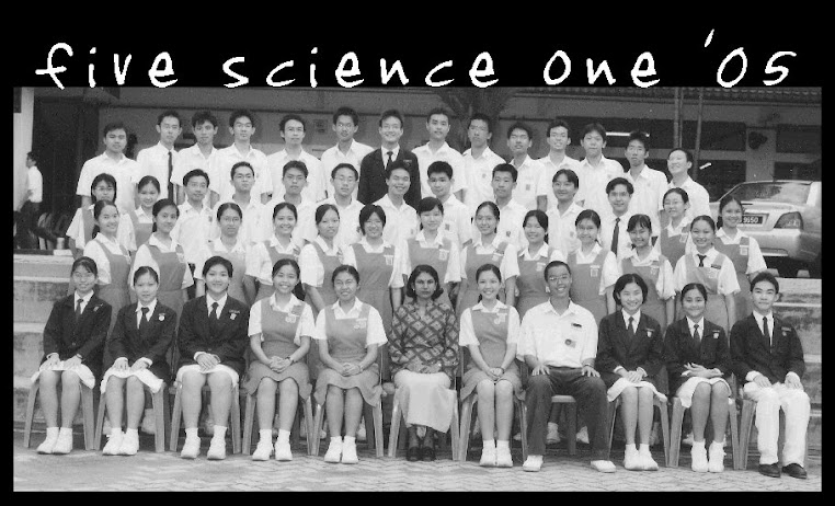 five science one '05