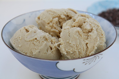 Effort to Deliciousness: Cacao Nib Gelato