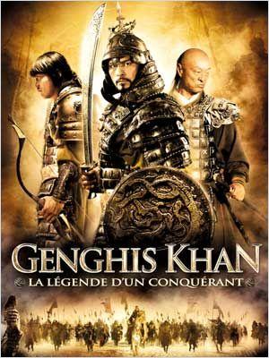 Gengis Khan, la légende d'un conquérant affiche