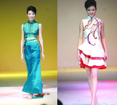 cheongsam - Chinese traditional dress