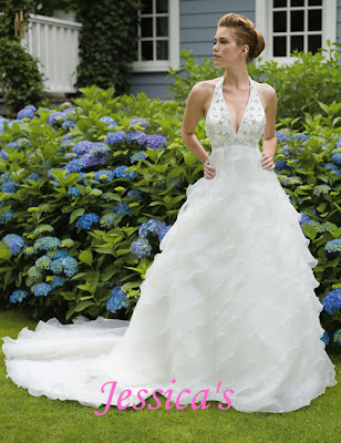 Fashion wedding dresses style 2