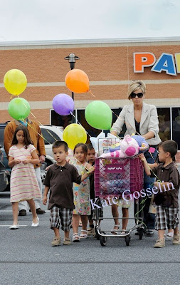 Kate Gosselin and her babies pictures