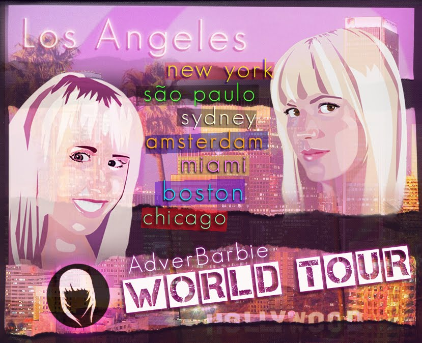 AdverBarbie WORLD TOUR
