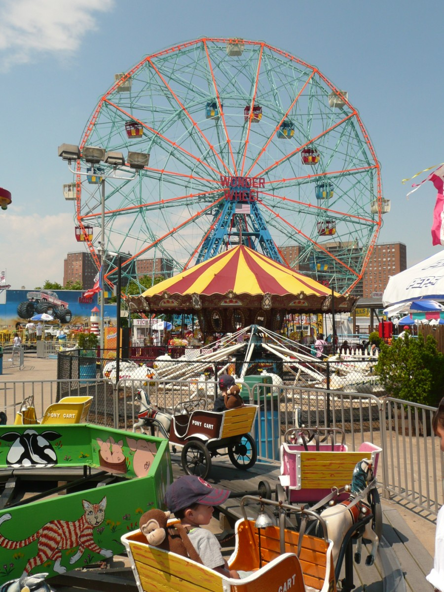 Coney Island A Place Full Of Majestic Memories Photos Places Boomsbeat